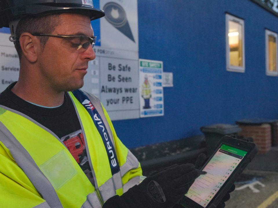 paperless-construction-eurovia-contracting-basildon-town-centre-improvement-scheme